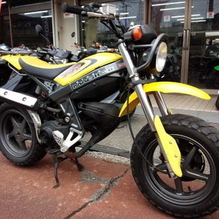 NO.2941 ストリートマジック50S-2 2サイクルエンジン...