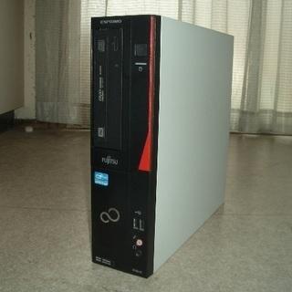 富士通製デスクトップPC