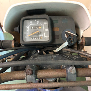 スズキ sx200r 不動車 圧縮あり 書類無し