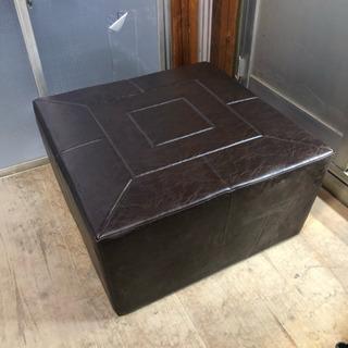 極美品 正方形ソファ ブロック型ソファ 座面硬め
