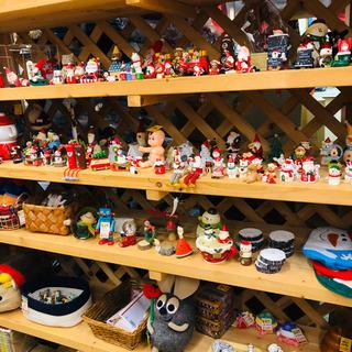 【クリスマス雑貨入荷しました】お店の飾りや玄関、トイレにクリスマスの置物はどうですか♪浜村鹿野温泉ICから5分です。 - リサイクルショップ