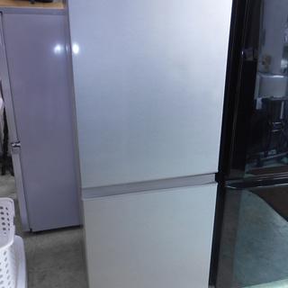 AQUA 2017年 2ドア冷蔵庫 ワケあり。
