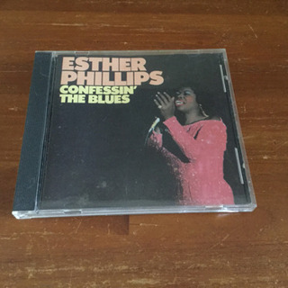 ESTHER PHILLIPS『CONFESSIN' THE B...