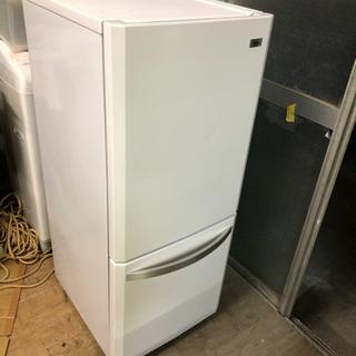 ハイアール 138L 2ドア冷蔵庫(ホワイト)Haier JR-...