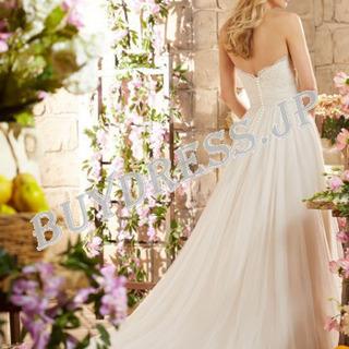 オーダーウエディングドレス - 服/ファッション