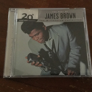 James Brown ベスト版CD《中古》