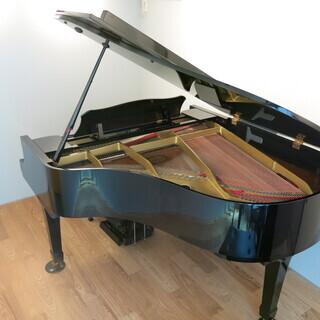 貸しピアノスタジオ グランドピアノでの練習やレッスン、楽器合わせ等