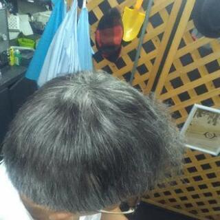 理容*美容*男性カツラ、ウィッグ56000円税込み