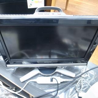 シャープ アクオス20型液晶テレビ LC-20D10 2007年...
