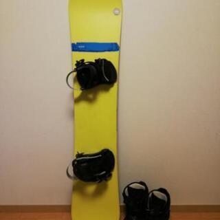 BURTON バートン スノーボード ビンディング+ブーツセット