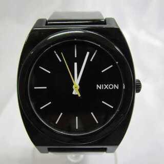NIXON ニクソン 腕時計 クオーツ式 ブラック A119-0...