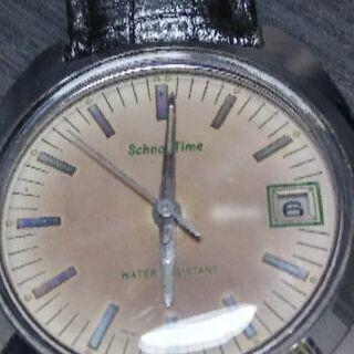 珍品「SEIKO手巻き腕時計