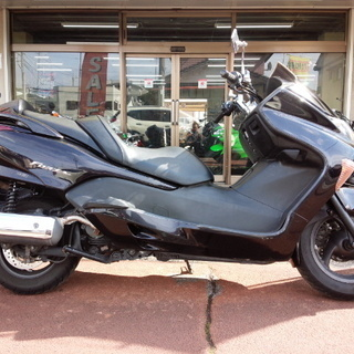NO.2955 フォルツァZ(FORZA) 250ccビッグスクーター スマートキー シフトモード切替 ブラック ☆彡 - 川口市