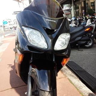 NO.2955 フォルツァZ(FORZA) 250ccビッグスクーター スマートキー シフトモード切替 ブラック ☆彡 - 売ります・あげます
