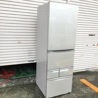 TOSHIBA 東芝 ノンフロン 5ドア冷凍冷蔵庫 シルバー G...
