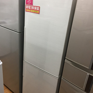 【SHARP】1年保証付き!2ドア冷蔵庫売ります!