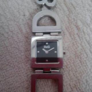 ドルチェ&ガッバーナの時計です。
