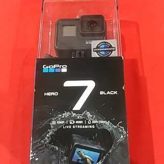 無料ではありません32500円 GoPro HERO7 BLACK おまけリモコン付きの画像