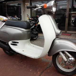 NO.2961 ジョルノ 2サイクルエンジン シルバー&ホワイト ☆彡
