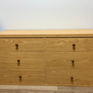 【お取引中】木製チェスト