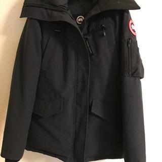 美品カナダグース モンテベロパーカー ブラック S