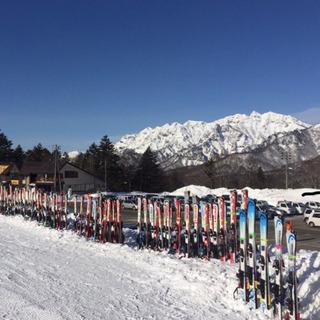 修学旅行スキーレンタル配送、準備スタッフ募集‼︎‼︎