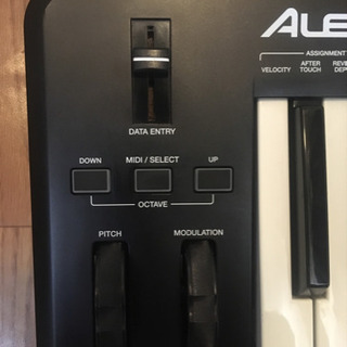 Alesis Q25, 25 Key USB/MIDI K…