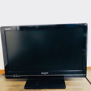 SHARP LC-22K5 液晶テレビ