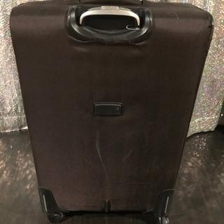 スーツケース (茶)