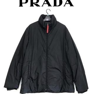 PRADA 中綿入りナイロンジャケット