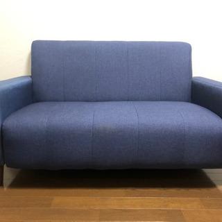 2人がけのソファ