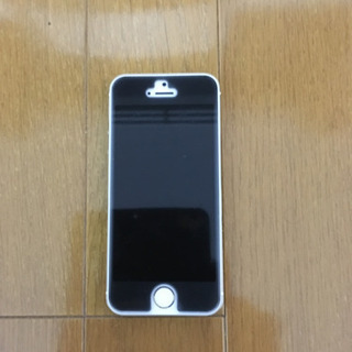 iPhone5s 32GB ゴールド