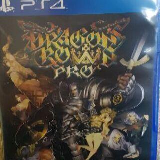 PS4 ソフト ドラゴンズクラウン・プロ