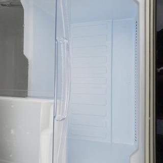 566番 MITSUBISHI ✨ノンフロン冷凍冷蔵庫❄️ MR-C37R-B‼️ - 家電