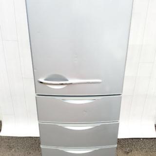 355L💡570番 SANYO ✨ノンフロン冷凍冷蔵庫❄️SR-...