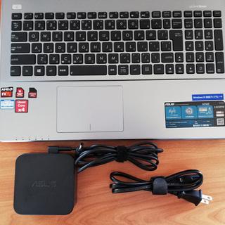 【美品】ASUS X550ZE (64bit) ノートパソコン