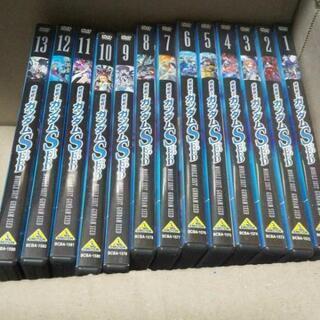 ★ガンダムSEED DVD 全巻