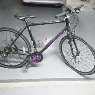 FUJI フジ クロスバイク