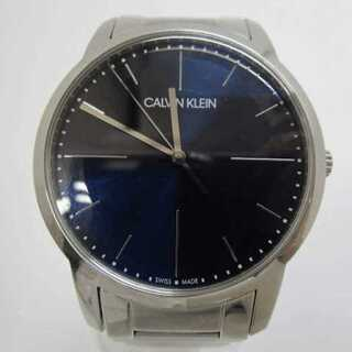 【美品】Calvin Klein カルバンクライン 腕時計 クオ...