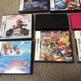 Nintendo DS本体、ソフトセット