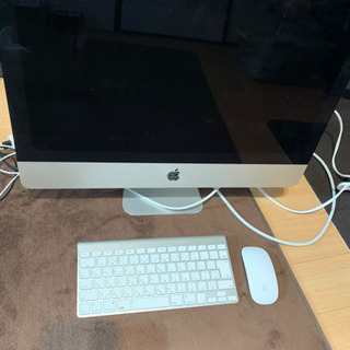 iMac 21.5 inch Late 2012