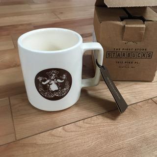 スターバックス 1号店 新品マグカップ