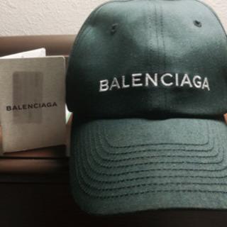 希少 Balenciaga イタリア製 キャップ