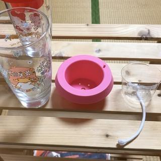 (予定済み)11/18まで取引希望  水植用 ガラス セット