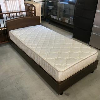 カリモク シングルベッド ベッド&フレーム 美品です