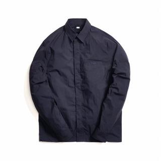 正規品 KITH キス カラードボタンダウンシャツ ネイビー