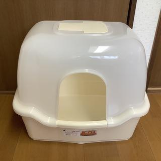 コロル 猫トイレ F60フード付き 未使用品
