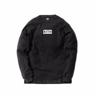 正規品 KITH キス クラシックボックスロゴ Tシャツ ブラック