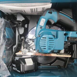 マキタ 125mm防塵マルノコ KS513DRG 未使用