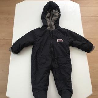 サイズ60〜70 ジャンプスーツ
